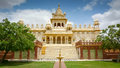 Jaswant thada mausoleum near mehrangarh fort jodhpur rajasthan india Royalty Free Stock Image