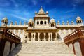 Jaswant Thada memorial, Jodhpur,India. Royalty Free Stock Photo
