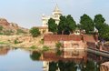Jaswant thada scenery at located in a city named jodhpur in rajasthan india Stock Photos