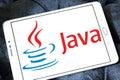 Java logo Royalty Free Stock Photo