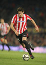Javi Martinez of Athletic Bilbao Stock Image