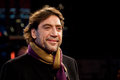 Javier Bardem at the Berlinale 2012 Royalty Free Stock Image