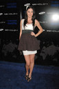 Jayde nicole at the samsung behold ll premiere launch party blvd hollywood ca Stock Photo