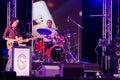 Jazz band hua hin festival up hua hin thailand in july Royalty Free Stock Images