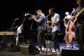 Jazzfest Royalty Free Stock Photo