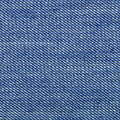 Jean cloth macro of a jeans texture for backgrounds or textures Royalty Free Stock Images