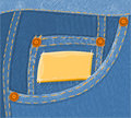 Jeans 02 Royalty Free Stock Image