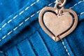 Jeans heart
