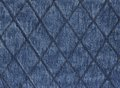 Jeans an image of quilted denim Royalty Free Stock Images
