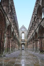 Jedburgh abbey in scotland great britain europe Stock Photography