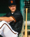 Jeff kent san francisco giants Fotografia Stock