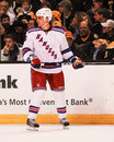 Jeff woywitka new york rangers defenseman Stock Photography