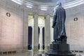 Jefferson Memorial in Washington DC Royalty Free Stock Photo