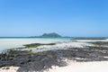 Jeju Do beach Royalty Free Stock Photo