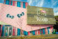 Jeju Island, Korea - November 12, 2016 : The tourist visited HELLO KITTY ISLAND MUSEUM & CAFE IN JEJU, One of tourist attractions Royalty Free Stock Photo