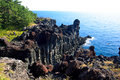 Jeju Volcanic Island Royalty Free Stock Photo