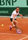 Jelena JANKOVIC (SRB) at Roland Garros 2011 Royalty Free Stock Photos