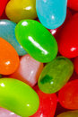Jelly Beans Closeup (multicolored) Stock Photo