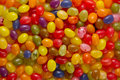 Jelly beans, fill frame Royalty Free Stock Photo