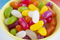 Jelly Beans (Sweets) Stock Photo