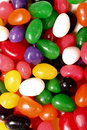 Jelly Beans Vertical Stock Photography