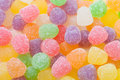 jelly candies Royalty Free Stock Photo