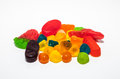 Jelly candy Royalty Free Stock Photo