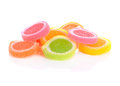 Jelly Candy On White Background