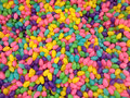 Jellybean candy sweet colorful ready for holidays Royalty Free Stock Photos