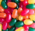 Jellybeans easter candy jellybean candies background colorful Stock Image