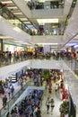 JEM Shopping Mall Royalty Free Stock Photo