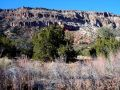 Jemez Mountain Trail Royalty Free Stock Image