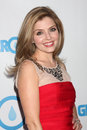 Jen Lilley arrives at the 4th Annual Night of Generosity Gala Event Royalty Free Stock Images