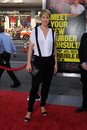 Jenna elfman at the horrible bosses los angeles premiere chinese theater hollywood ca Royalty Free Stock Photo