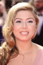 Jennette mccurdy at the primetime creative arts emmy awards nokia theatre l a live los angeles ca Stock Photography