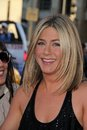 Jennifer aniston at the horrible bosses los angeles premiere chinese theater hollywood ca Royalty Free Stock Photography