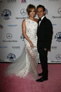 Jennifer lopez marc anthony and at the nd anniversary carousel of hope ball beverly hilton hotel beverly hills ca Stock Image
