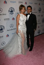 Jennifer lopez marc anthony and at the nd anniversary carousel of hope ball beverly hilton hotel beverly hills ca Royalty Free Stock Images
