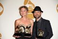 Jennifer Nettles, Kristian Bush Royalty Free Stock Photography