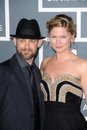 Jennifer Nettles, Kristian Bush Royalty Free Stock Photos