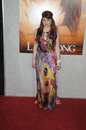 Jennifer stone at the last song world premiere arclight hollywood ca Royalty Free Stock Photo
