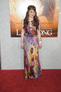 Jennifer stone at the last song world premiere arclight hollywood ca Stock Photography