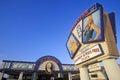 Jennifer USO Theater, Ozark Mountain Entertainment Center, Branson, MO Royalty Free Stock Photo