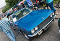 Jensen Interceptor III Stock Images