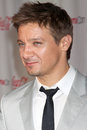 Jeremy Renner arrives at the CinemaCon 2012 Talent Awards Stock Images