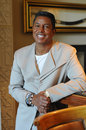 Jermaine jackson Stock Photo