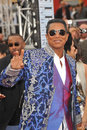 Jermaine Jackson Royalty Free Stock Photos