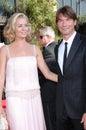Jerry O'Connell, Rebecca Romijn Imagenes de archivo