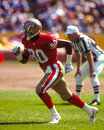 Jerry Rice Royalty Free Stock Photo