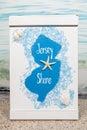 Jersey Shore Royalty Free Stock Photo